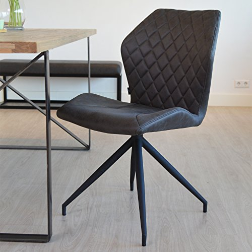 rocky esszimmerst hle 2er set design stuhl mit stoffbezug biatoo. Black Bedroom Furniture Sets. Home Design Ideas