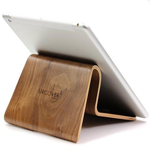 top designer tablet st nder original urcover echt holz st nder deutscher fachhandel tablet. Black Bedroom Furniture Sets. Home Design Ideas